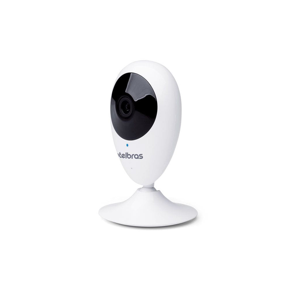 Câmera Mibo Infra IC3 IR 5m LENTE 2.8mm Wifi HD - Intelbras